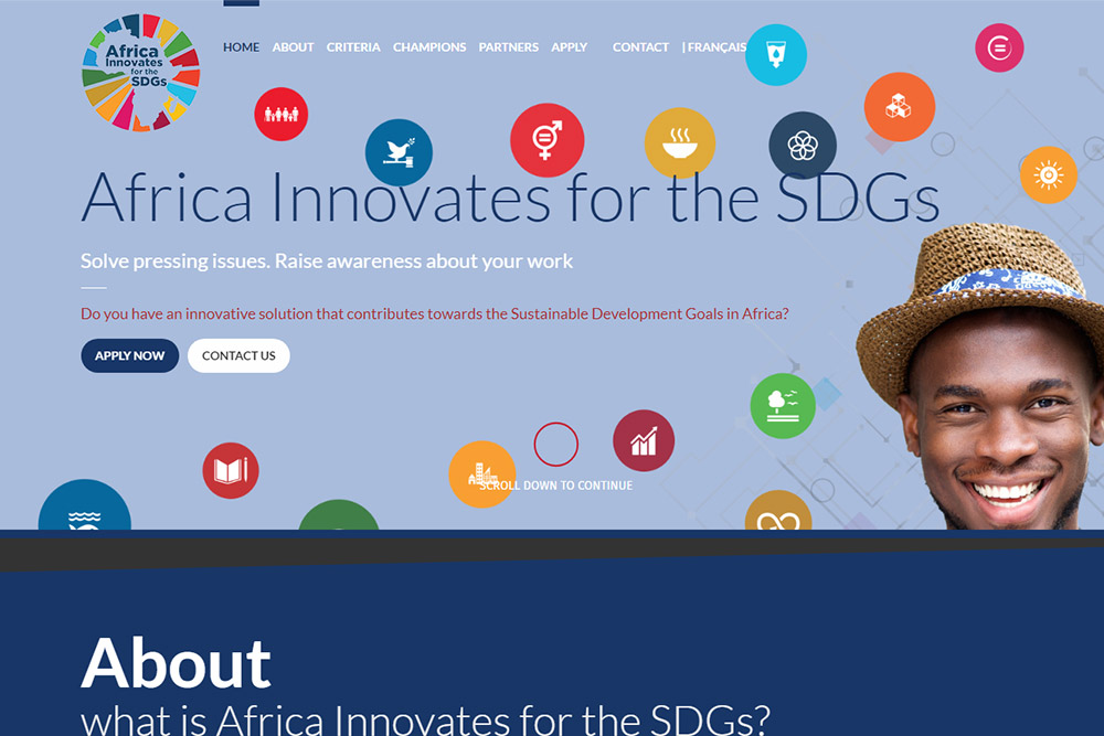 AFRICA INNOVATES FOR THE SGD