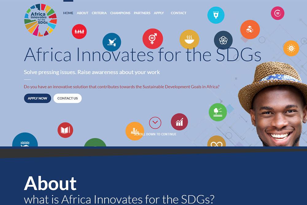AFRICA INNOVATES 4 SDGS